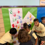 kindness matters campaign students and art work